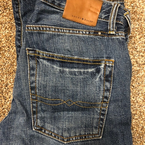 Lucky brand jeans 28/30